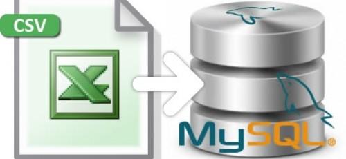 Импорт csv в новую таблицу mysql